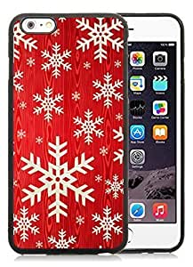 2015 Latest For LG G2 Case Cover Red Background With Snowflakes Black For LG G2 Case Cover Hard shell Case 1