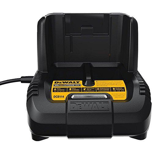 DEWALT DCB114 charger