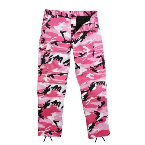 Rothco-Bdu-Pant-Pink-Camo