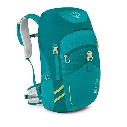 724d33ea4dec Amazon.com   Osprey Packs Jet 18 Kid s Backpack
