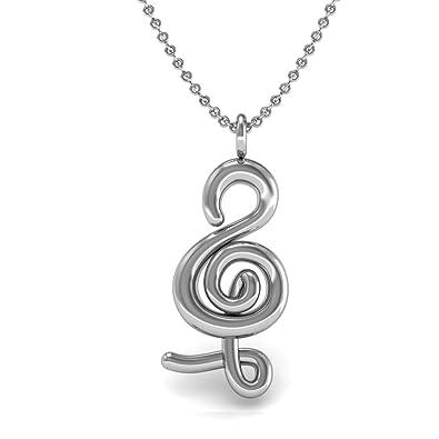 Amazon The Best Hakuna Matata Symbol Pendant Necklace 925