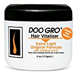 DOO GRO Medicated Hair Vitalizer Extra Light Original Formula, 4 oz (Pack of 3) Review