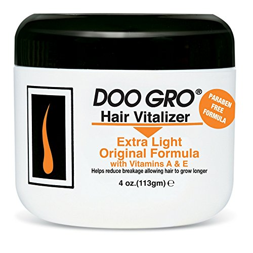 - DOO GRO Medicated Hair Vitalizer Extra Light Original Formula, 4 oz (Pack of 8)