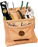 Chalimex SS1048 3 Pocket Nail and Tool Pouch