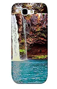 Premium Snap-on Cheonjiyeon Waterfall South Korea Case For Galaxy Note 2 Series