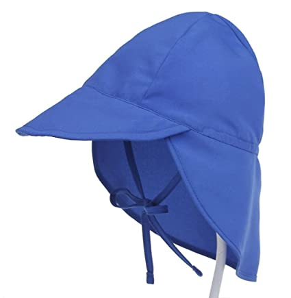 Children Baby Sunscreen Hat Baby Outdoors Cap Baby Lovely Soft Hat Kids Sun  Caps Toddlers Bonnet afa419c3870