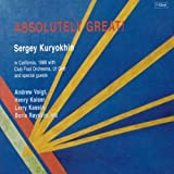 Absolutely Great! by Sergey Kuryokhin (2014-04-04)
