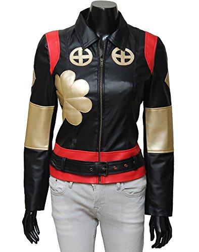 Tatsu Squad Black Jacket Cosplay Costume For Black Friday (XL, (Boys' Dark Straight Jacket Costumes)