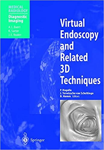 Read Virtual Endoscopy and Related 3D Techniques (Medical Radiology) PDF, azw (Kindle)