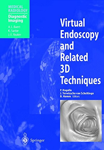 Virtual Endoscopy And Related 3D Techniques  Medical Radiology