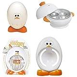 joie egg timer - Joie Eggs Lover - Timer - Microwave Egg Cooker - Egg Masher Slicer - Egg Separator