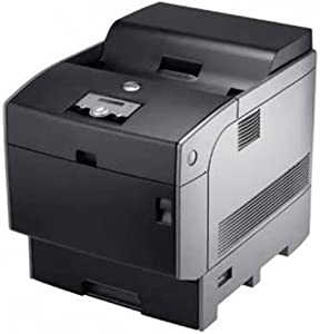 Dell Color Laser Printer 5110cn (up to 40 ppm in black and 35 ppm in color,Expandable Memory up to 1152MB)