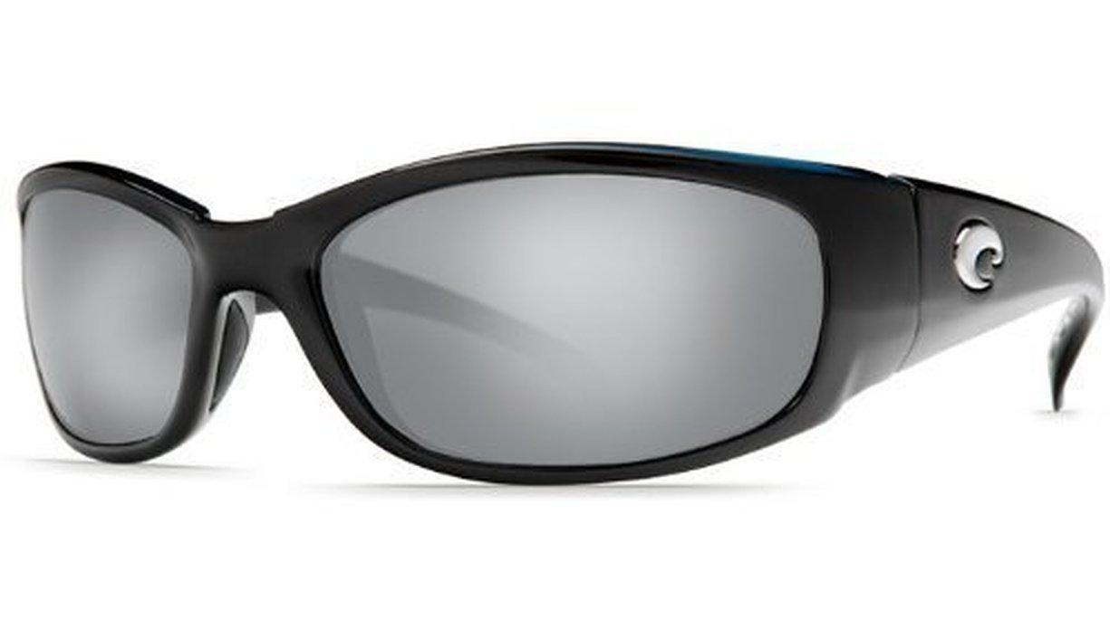 Costa Del Mar Hammerhead Sunglass Shiny Black//Copper Silver Mirror 580 Plastic Pro-Motion Distributing Direct HH11OSCP