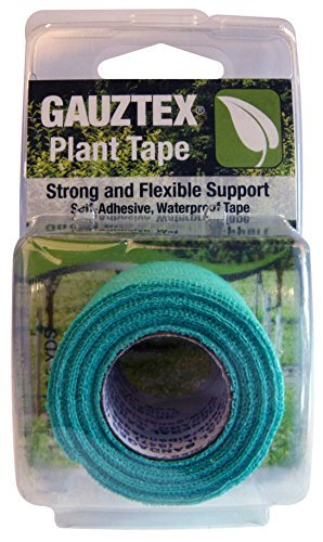 Trunk Wrap - Gauztex® Garden Tape - Plants, Vines & Trees - Self-Adhesive Support Wrap - Strong Non-Slip Grip (1 Roll), 1 ½