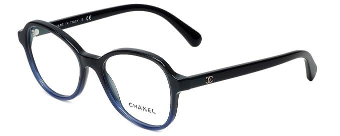Chanel Womens Eyeglasses Frames CH 2165-T C296 51mm Havana: Amazon ...