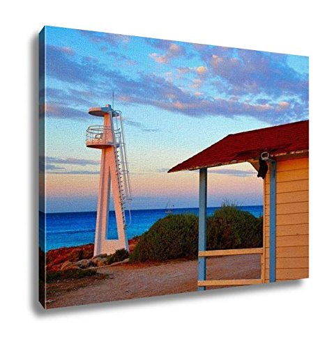 Ashley Canvas, Denia Sunset Las Rotas In Mediterranean Spain, Home Decoration Office, Ready to Hang, 20x25, AG6518818 by Ashley Canvas