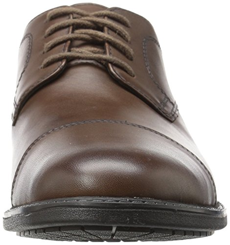 Bostonian Men's Delk Pace Oxford Brown recommend online 4Qzcs