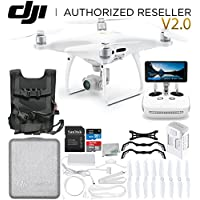 DJI Phantom 4 Pro+ PLUS V2.0/Version 2.0 Quadcopter Starters Travel Bundle