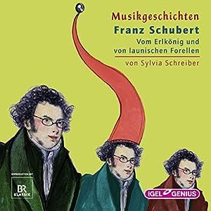 Franz Schubert: Vom Erlkönig und von launischen Forellen (Musikgeschichten) Hörbuch