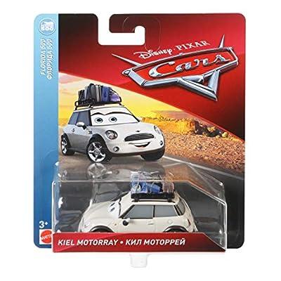 Disney Pixar Cars Kiel Motorray: Toys & Games
