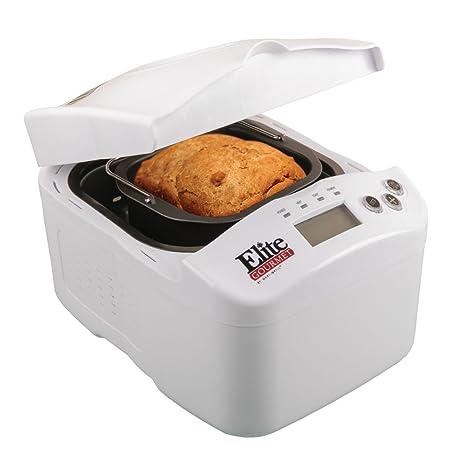 Amazon.com: Elite Gourmet Digital Bread Maker: Kitchen & Dining