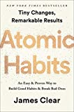 Atomic Habits: An Easy & Proven Way to Build Good Habits & Break Bad Ones: more info