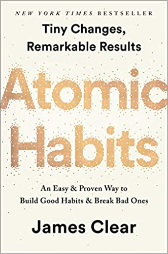 Book Title - Atomic Habits: An Easy & Proven Way to Build Good Habits & Break Bad Ones