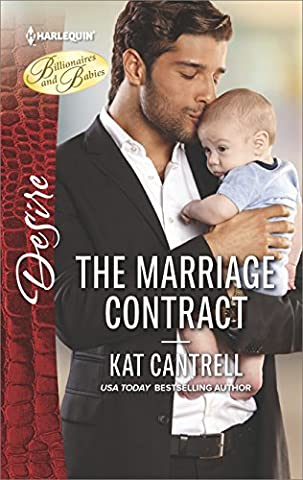 The Marriage Contract (Billionaires and Babies) (Books Harlequin)