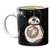 Official Star Wars BB-8 Droid Heat Change Activated Coffee Mug - Boxed Episode 7