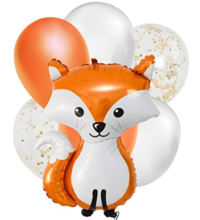 Amazon.com: Alchik Woodland Creatures - 7 pc Woodland Fox ...
