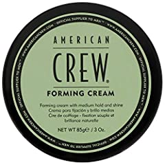 Easy to use styling cream works well for all hair types. Forming Cream provides hold, excellent pliability, and a natural shine. This product also helps hair look thicker and is ideal for easing new users into the potential of styling jar pro...