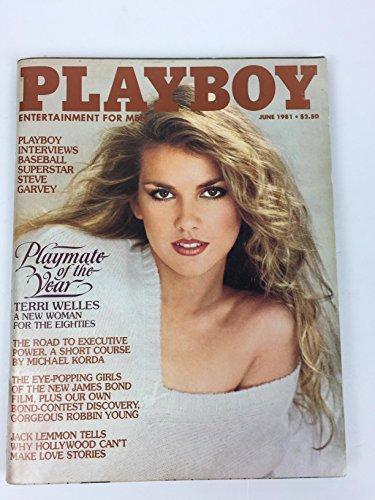 Rare Playboy Magazine, June 1981, Vol. 28, No. 6