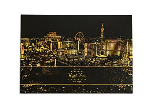 Lago Scratch Night View (Las Vegas) by LAGO