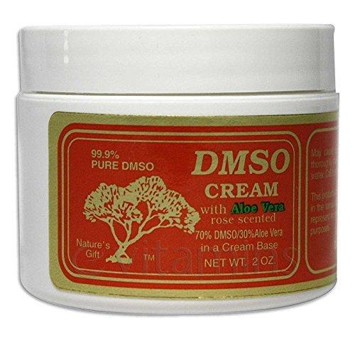 Dmso Cream Rose 70/30 Frag 2 Oz