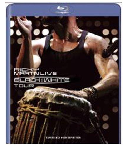 Ricky Martin...Live Black & White Tour [Blu-ray] by Sony U.S. Latin