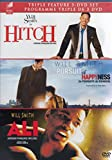 Hitch / The Pursuit of Happyness / Ali (Triple Feature)