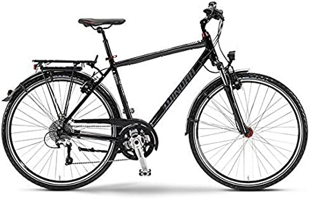Winora Bicicleta de trekking 30 marchas Shimano XT Orinoco 28 ...