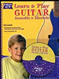 Learn & Play Acoustic & Electric Guitar (First Act Discovery)