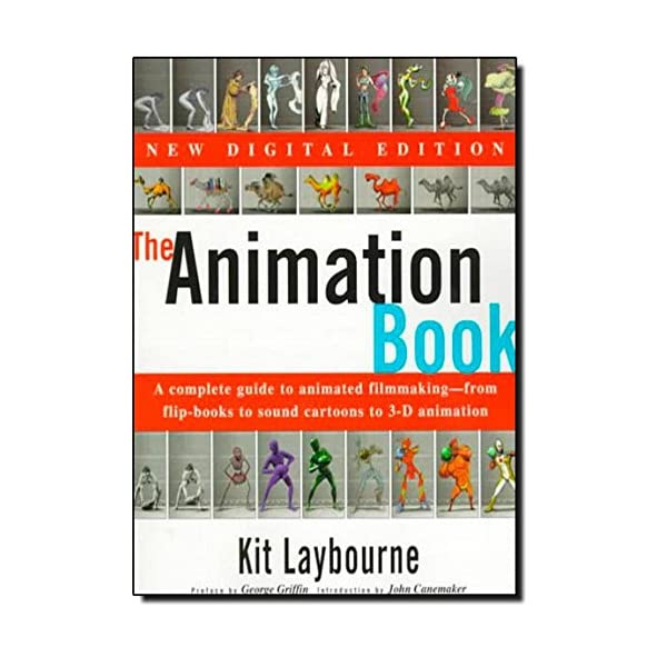 ANIMATION BOOKS