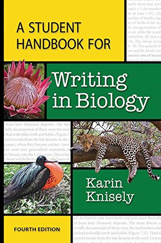 A Student Handbook for Writing in Biology (Best Cocoa Beans In The World)
