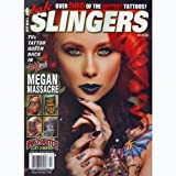 Rebel Ink - Ink Slingers - Issue #23 - Megan Massacre