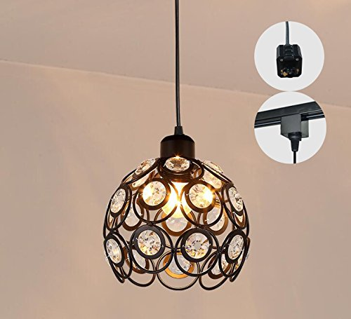 Crystal Box Pendant Light