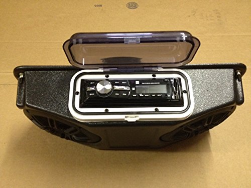 2016 John Deere Gator Cooter Brown Stereo Pod with SD card and USB port By EMP 10593-SD by EMP
