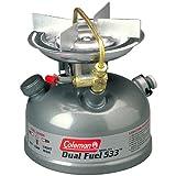 single burner coleman stove - Coleman Stove Dual Fuel 500 Btu Qt