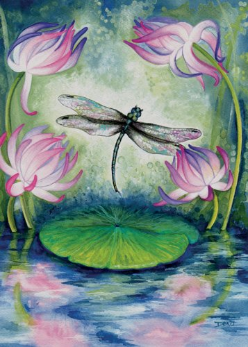 Dragonfly Card Designs - 7