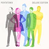 Music : Pentatonix Deluxe Edition CD w/3 BONUS Tracks 2015 TARGET EXCLUSIVE