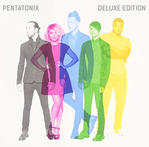 Ptxmas (deluxe Edition) Pentatonix Pentatonix Deluxe Edit...