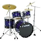 Sonor Force 3007 Studio 1 5 Piece Drum Set in Sunburst