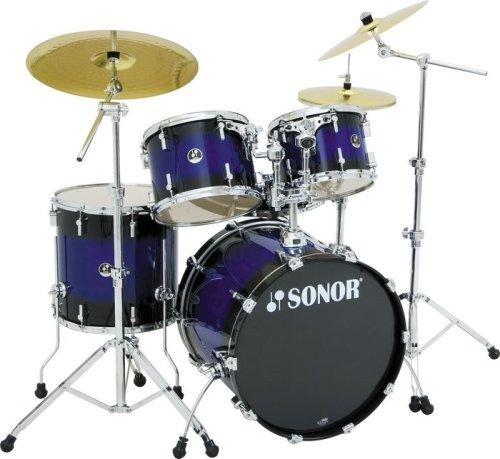Sonor Force 3007 Studio 1 5 Piece Drum Set in - 1 Piece 5 Studio Drum