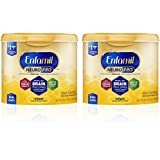 Enfamil NeuroPro Infant Formula - Brain Building Nutrition Inspired by Breast Milk - Reusable Powder Tub, 20.7 oz (Pack of 2)